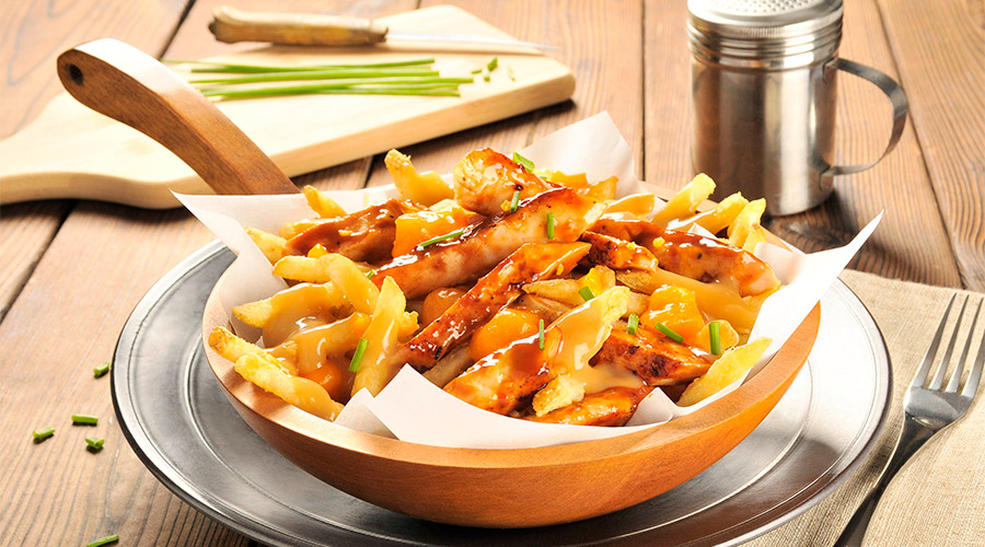 Cozy Hickory Turkey Poutine