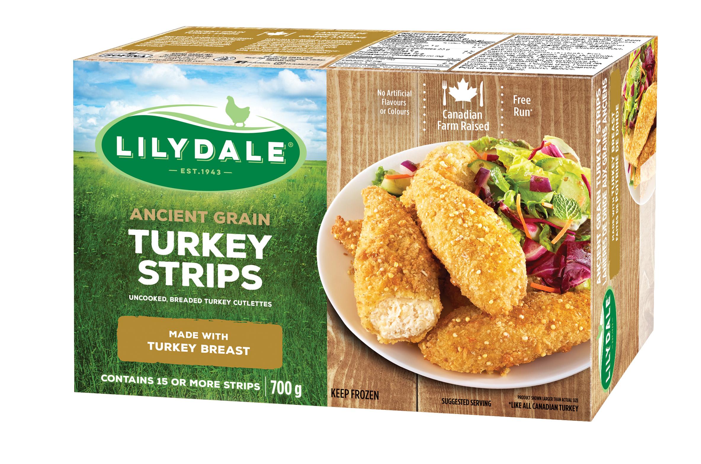 Ancient Grain Turkey Strips