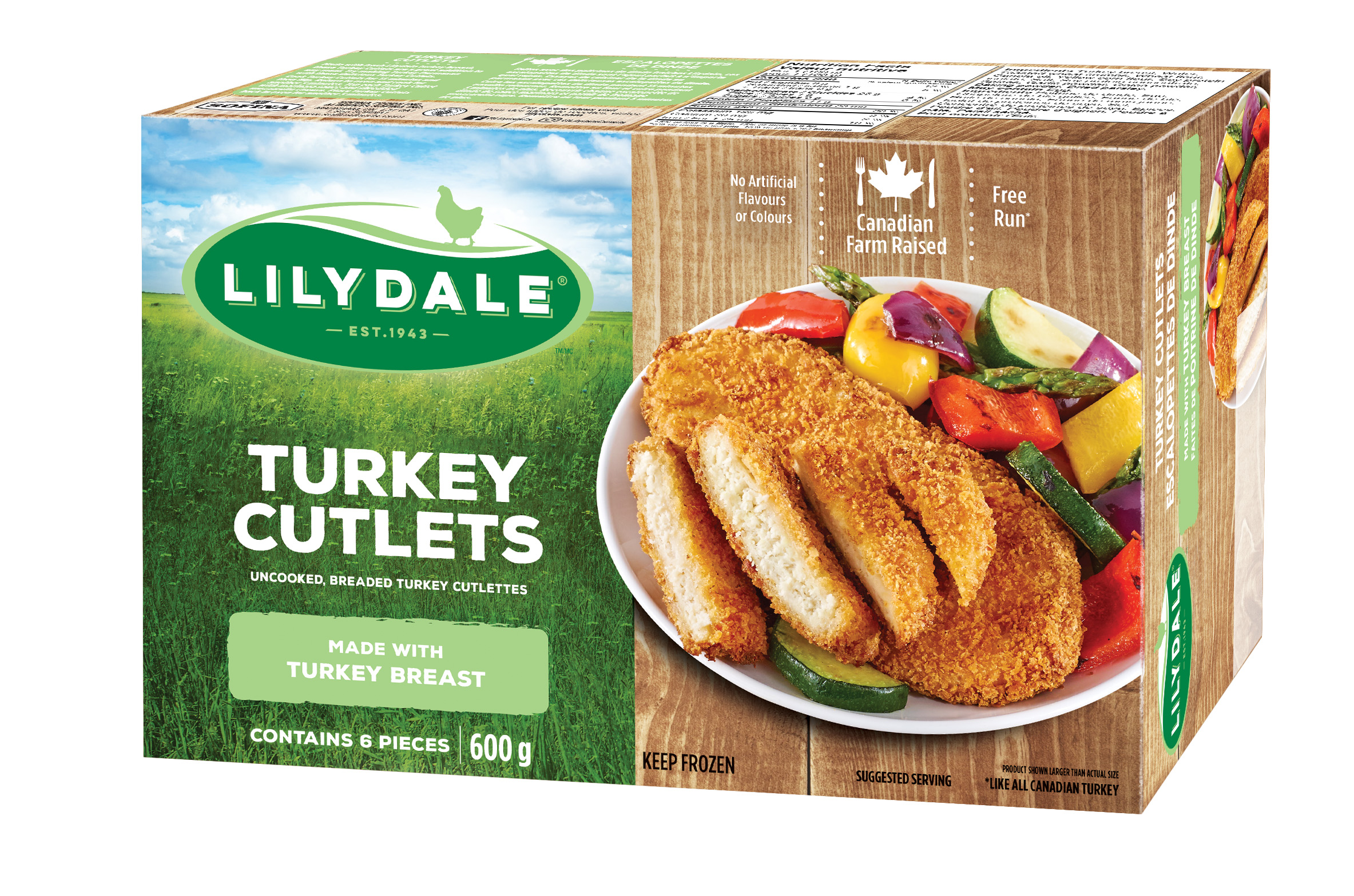 Turkey Cutlets