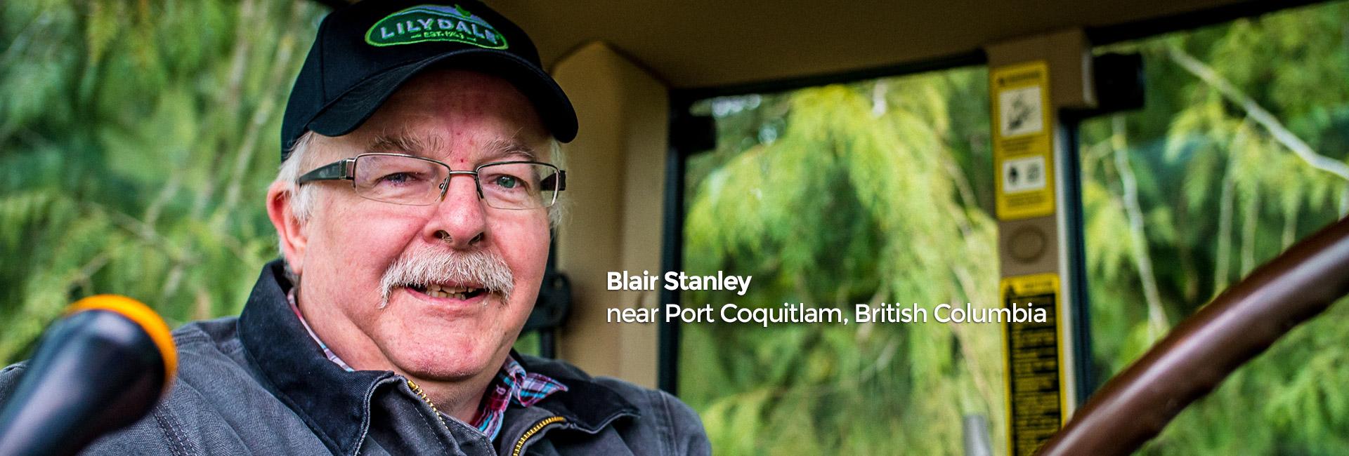 Blair Stanley