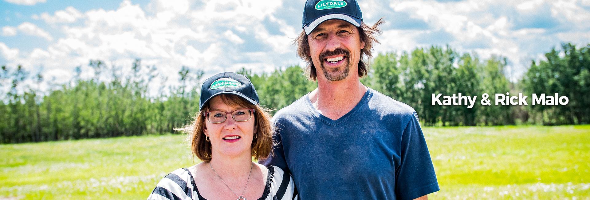 Kathy and Rick Malo