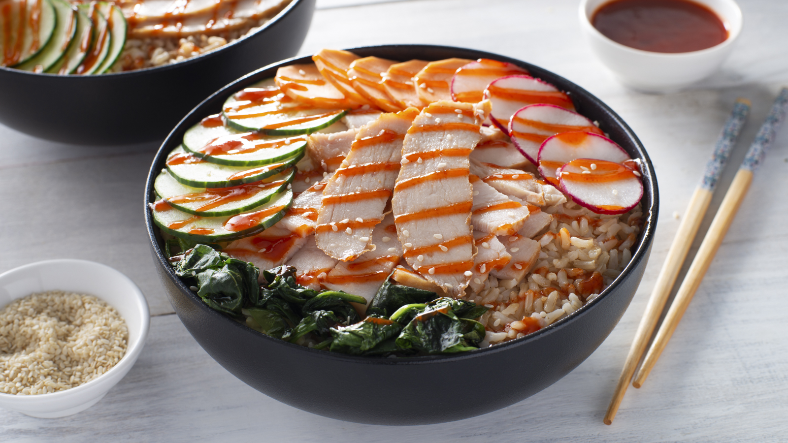 Turkey Bibimbap