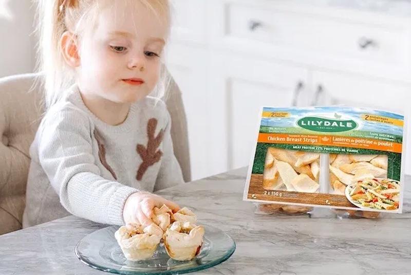 Savoury Puff Pastry Bites